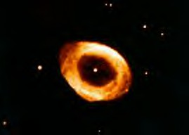 A Brief Look At Tomorrow - The ring nebula in the constellation of Lyra is significant because it has a star right in the middle of it forming a zero with a single dot in its center. This is the origin of the symbol of Baal. A Brief Look At Tomorrow